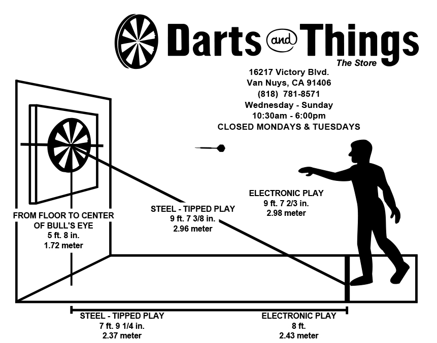 Rules Darts and Things